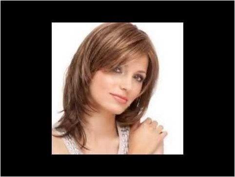 Besten Modelle Frisuren Mittellang Stufig Youtube Trend Frisuren