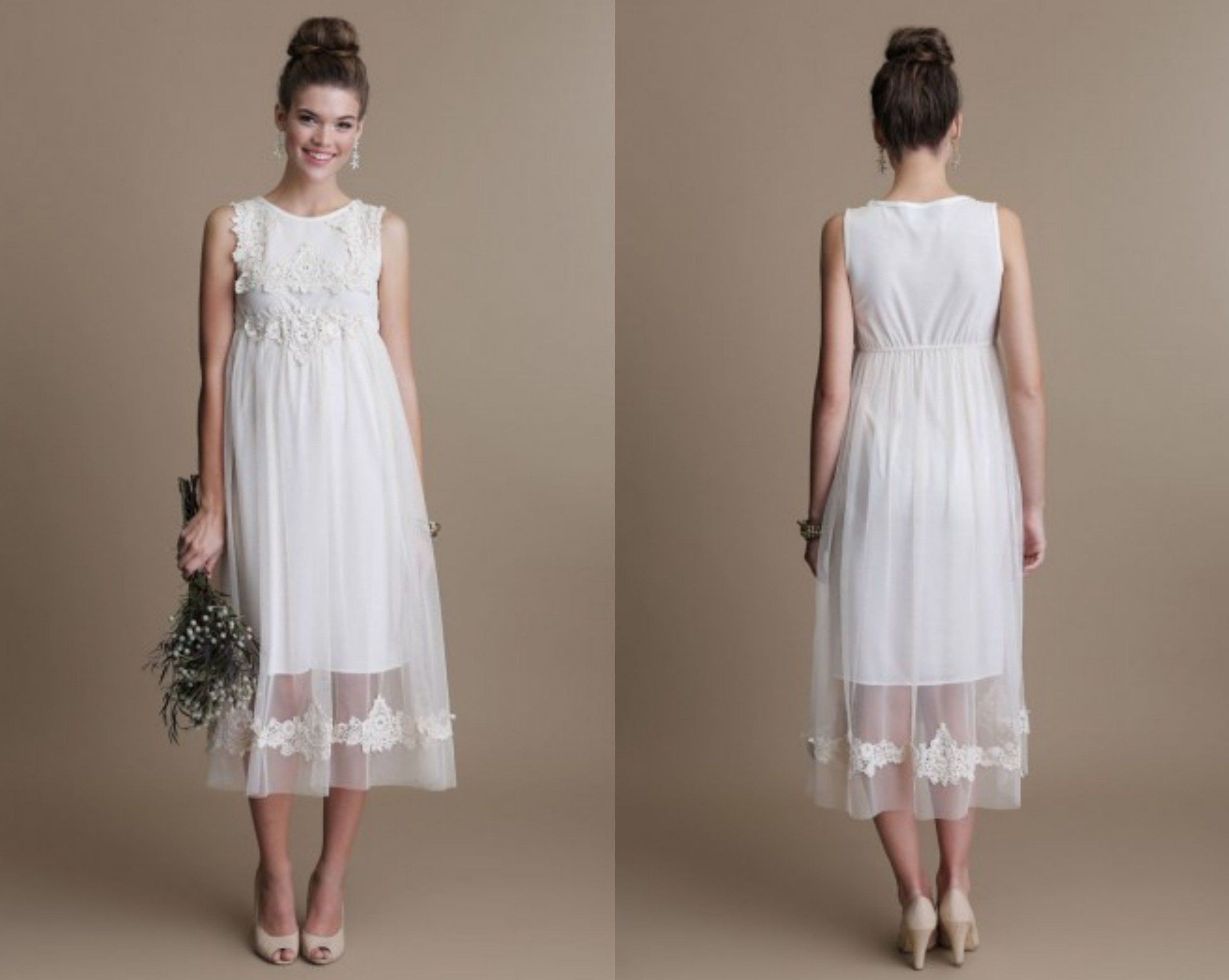 Boho Style Wedding Gowns | For me | Pinterest