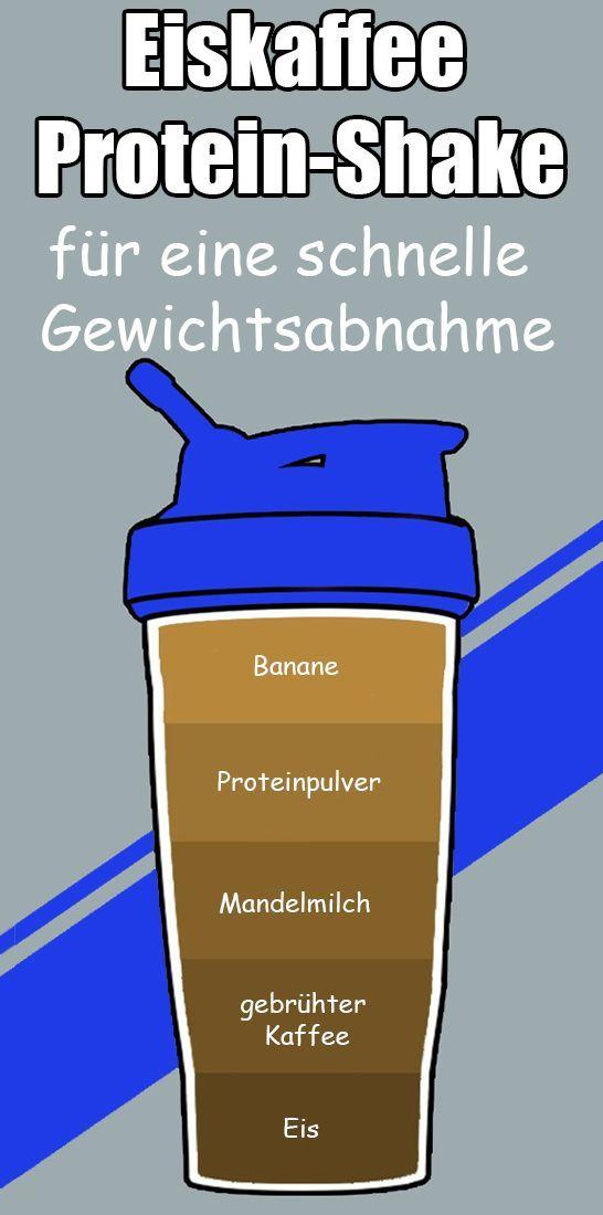 Kalorienarmes Eiweiß-Shake-Rezept für schnellen Gewichtsverlust   - Gesundheit und fitness - #Eiweiß...
