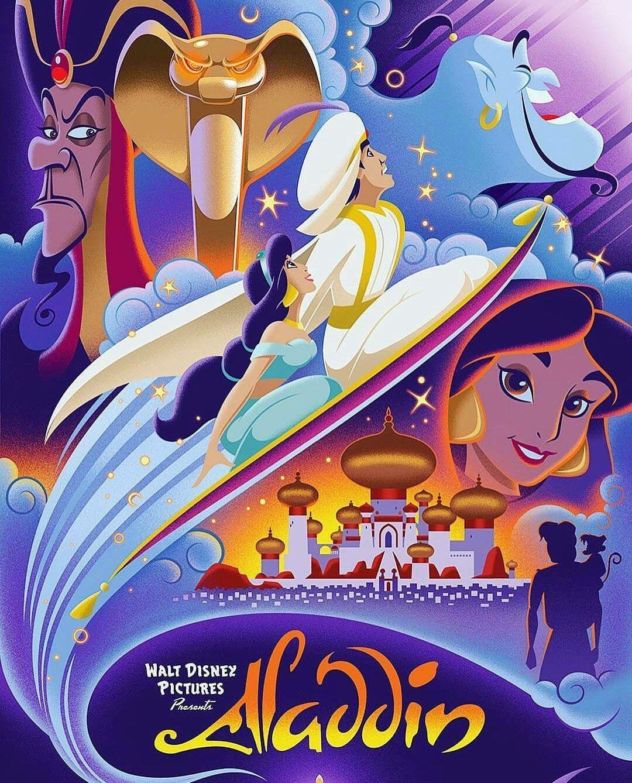 Aladdin Movies u TV Pinterest Aladdin Disney and Disney movies