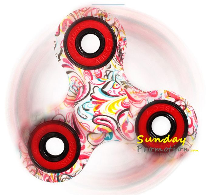 Wholesale Fidget Spinner Camouflage Color Galaxy Color Supplier 5