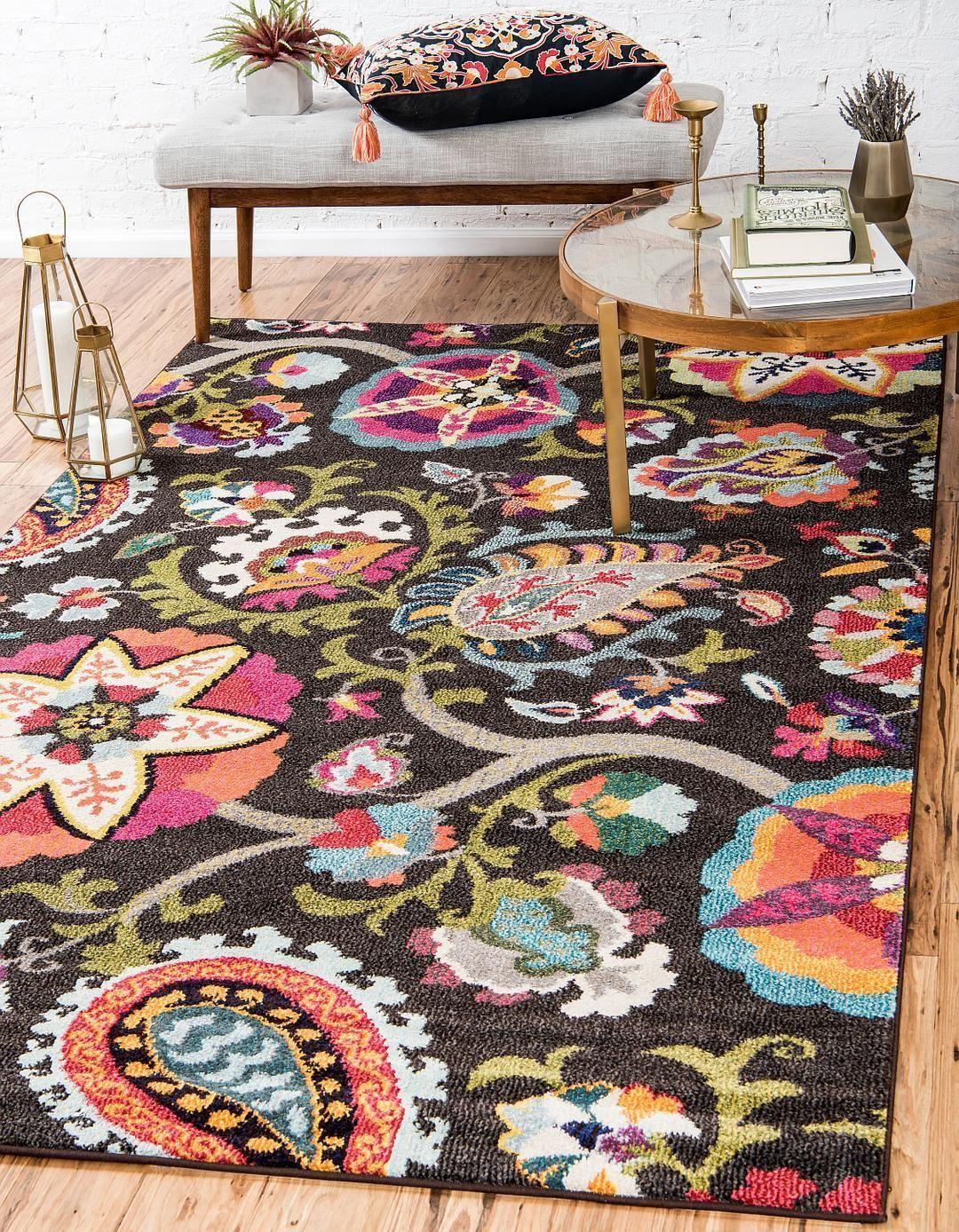 Brown 9 x 12 casablanca rug area rugs esalerugs