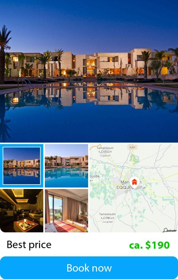 Sirayane Boutique & Spa (Marrakesch, Morocco) – Book this hotel at ...