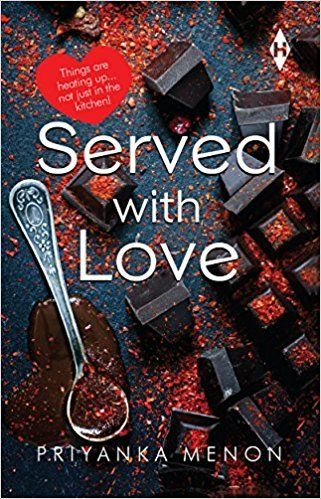 Served with love by priyanka menon book you must read pinterest served with love by priyanka menon fandeluxe Images
