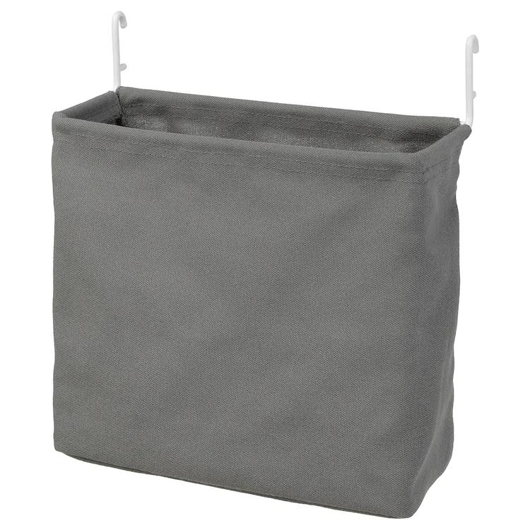 Photo of SKÅDIS Storage bag – white, gray – IKEA