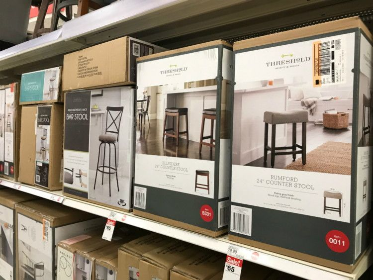 17ead4178e Today Only! Bar Stools, as Low as $21.37 at Target! - The Krazy ...