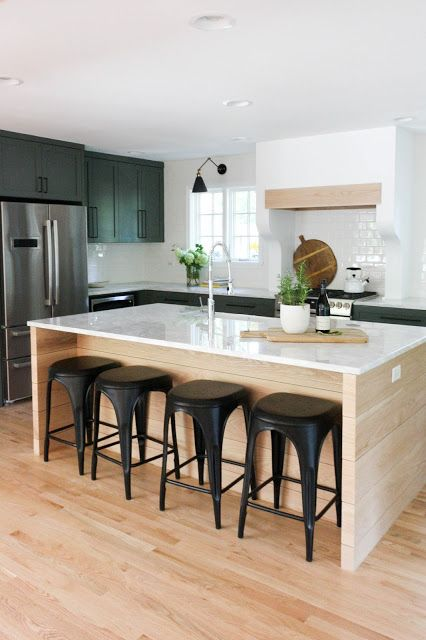 Light Wood Dark Green Springmill House Remodel Part 1Kitchen Glamorous Remodeling Kitchen Decorating Design