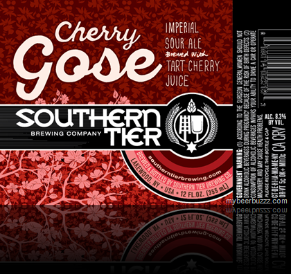 mybeerbuzz.com - Bringing Good Beers & Good People Together...: Southern Tier - Cherry Gose Imperial Sour Ale
