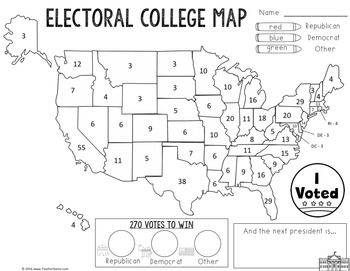 what is a venn diagram in writing california court system elections fun pack diagrams pages electoral college elector