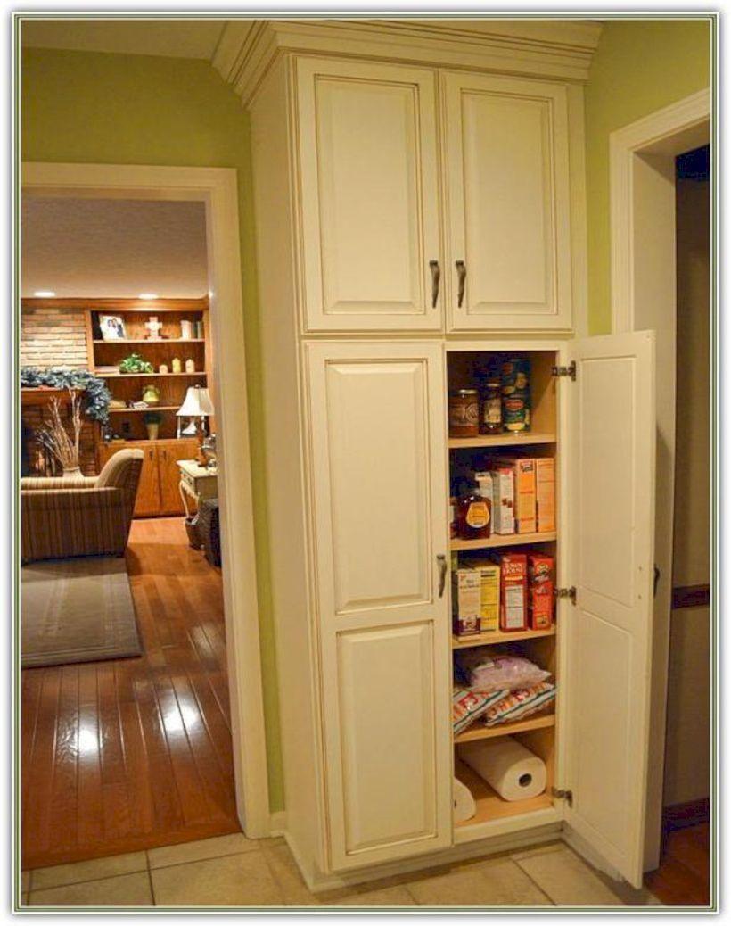 55 Amazing Stand Alone Kitchen Pantry Design Ideas Roundecor Pantry Design Freestanding Kitchen Stand Alone Kitchen Pantry