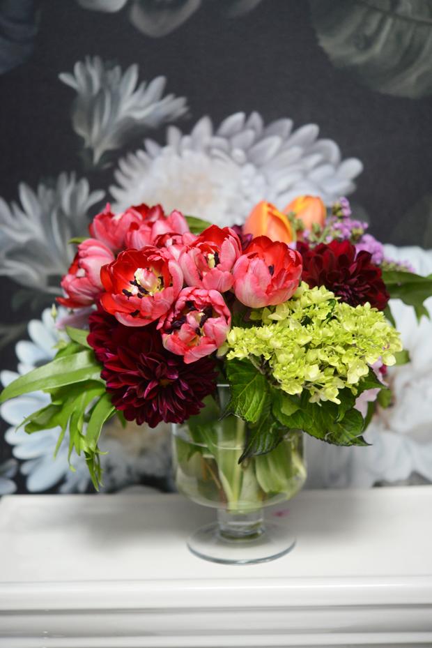 five things inspiration flowers flower arrangements floral rh pinterest com