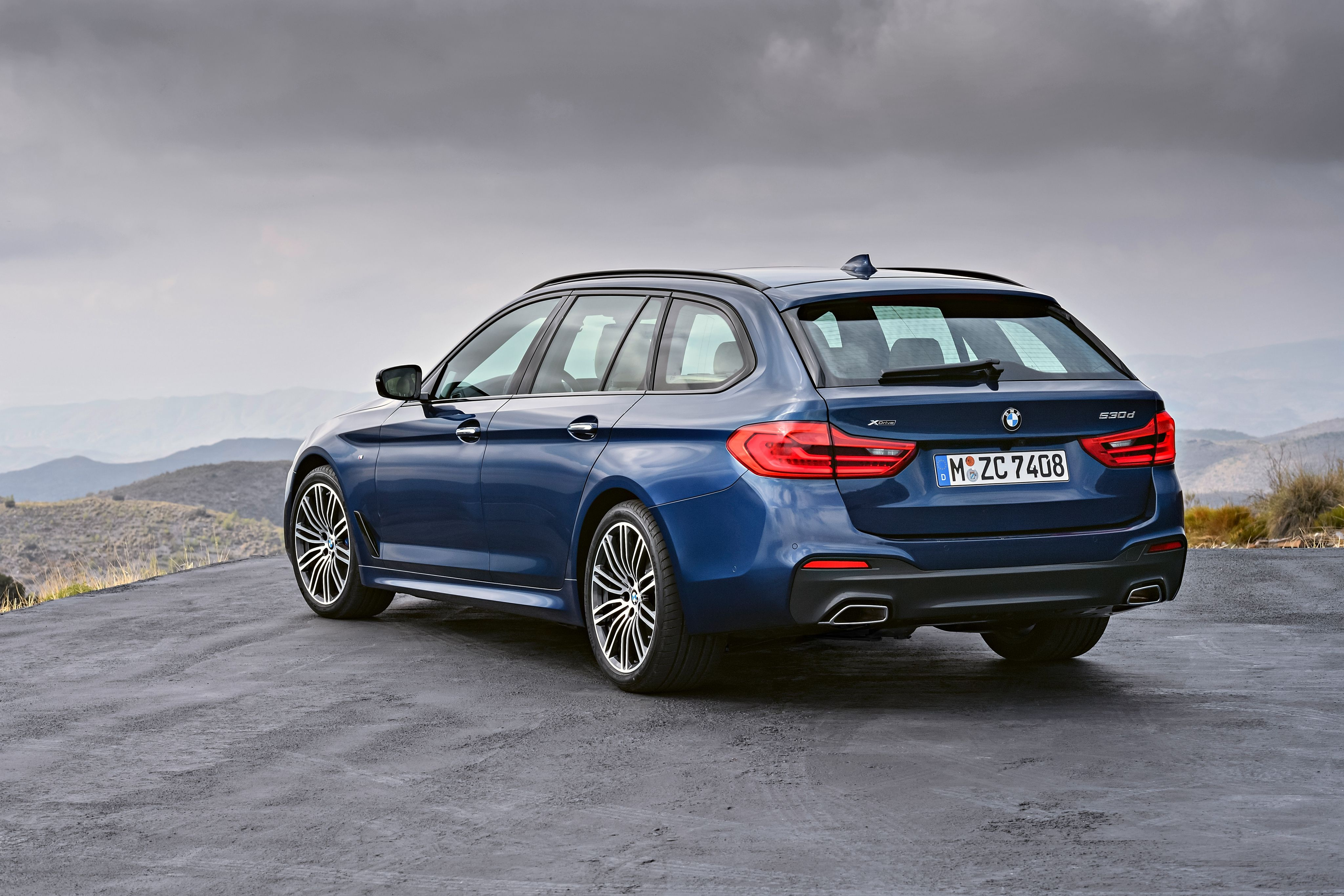 2017 bmw 5 series touring an automotive webzine with daily updates on new and future vehicles motor shows the tuning industry classic cars and more