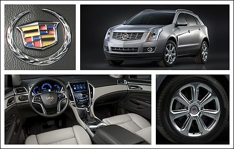 2014 Cadillac Srx Review Car Reviews Pinterest Cadillac Srx