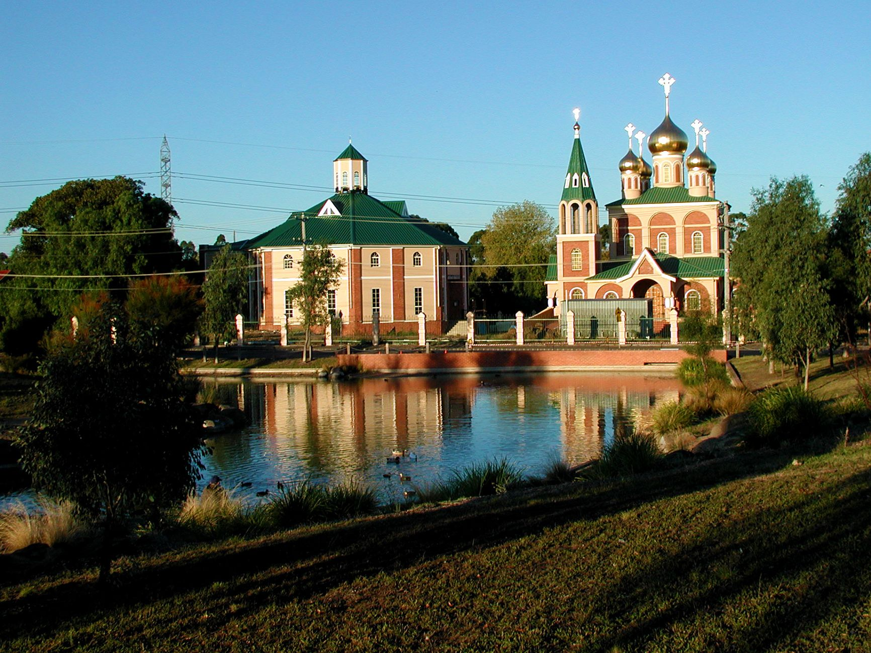 Melbourne Fresh Daily: RUSSIAN ORTHODOX CATHEDRAL, BRUNSWICK