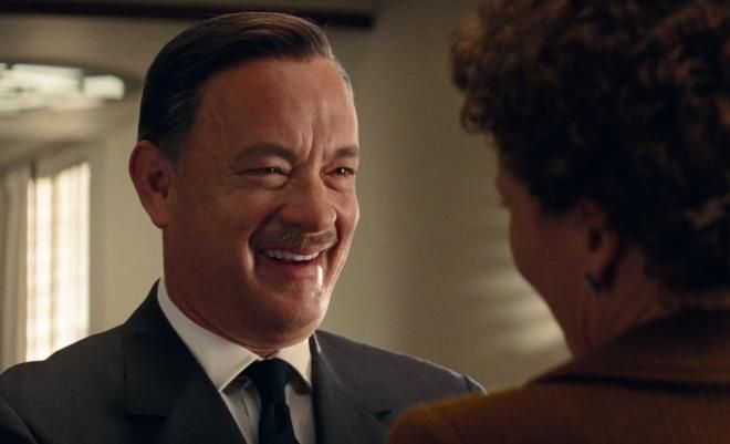 Tom Hanks As Walt Disney In New Movie Saving Mr Banks So Excited Tom Hanks Movies Walt Disney Movies Tom Hanks