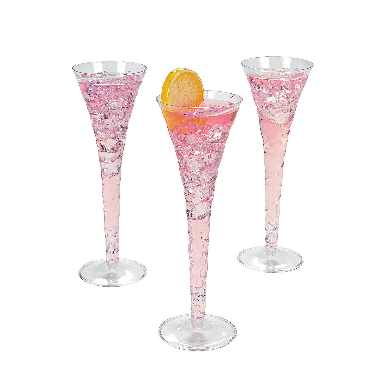 Champagne Glasses | Champagne glasses, Champagne and Bridal showers