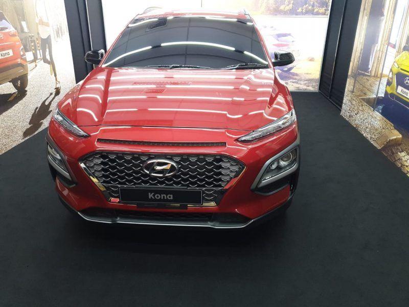 Hyundai Kona Usung Mesin Non Turbo Untuk Bersaing Di Segmen Suv