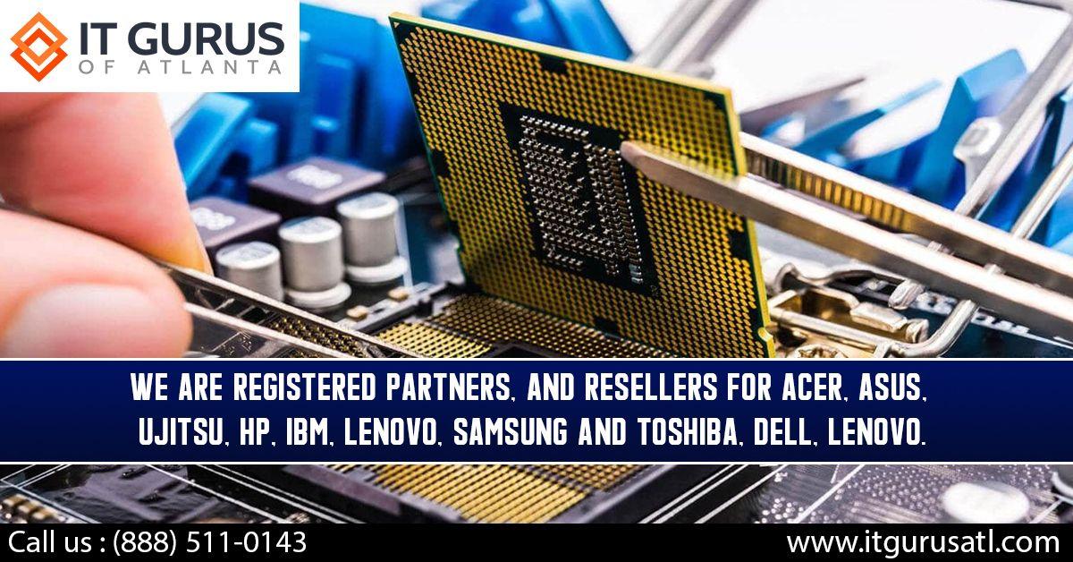 Microsoft Partner IT Service provider & Computer Hardware