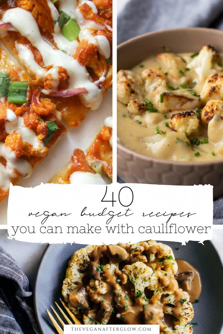 Cauliflower Is Such An Amazingly Versatile Budget Item