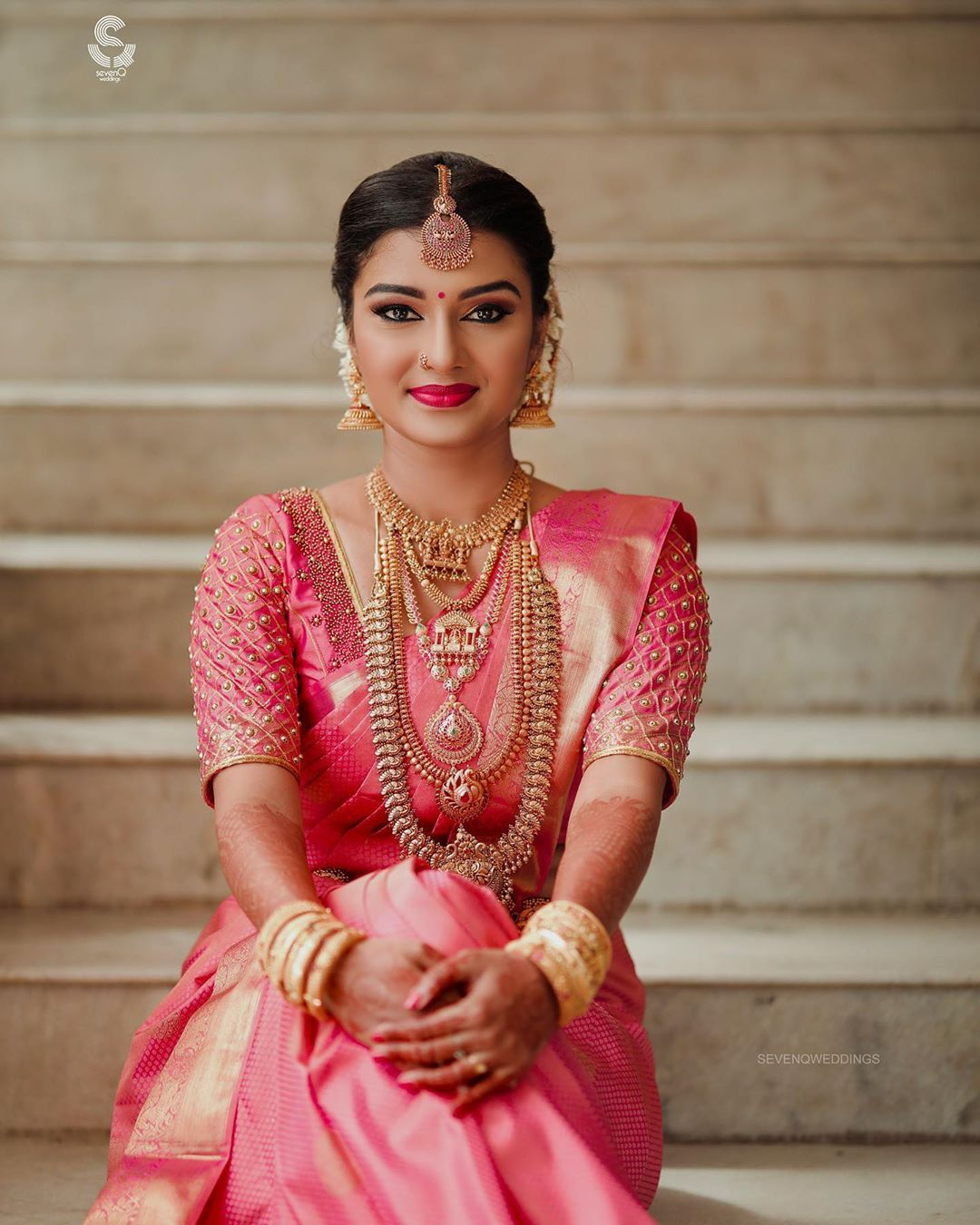 "Photo of SevenQ Weddings on Instagram: ""#candidweddingphotography #instaweddings #weddingpic #bestweddingphotography #weddingpic #bestweddingphotography #bride #brideofindia…"""