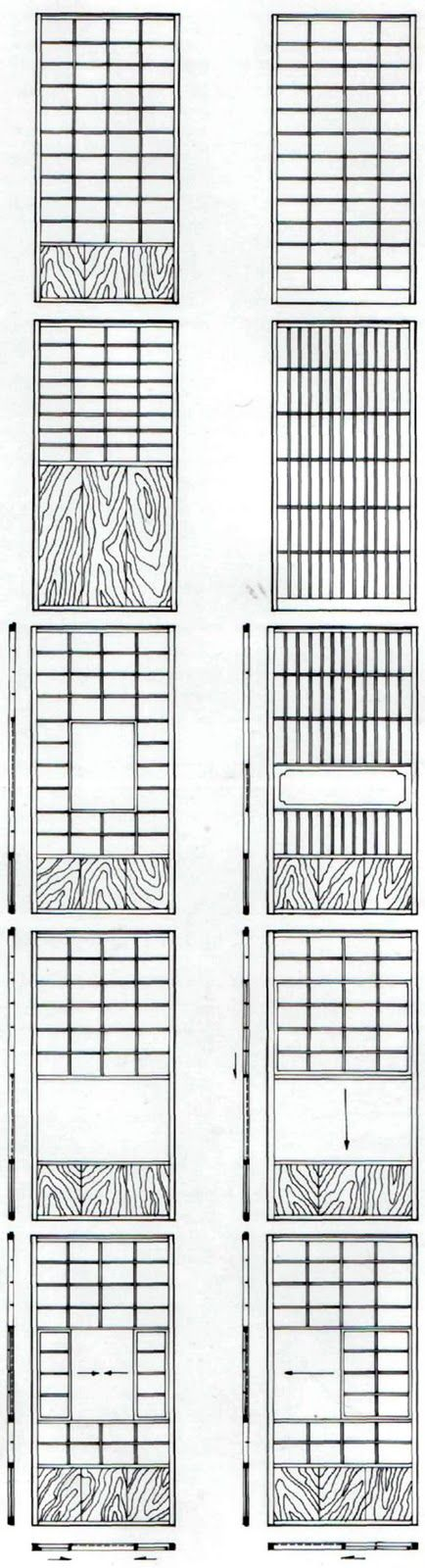 Remodeling House Ideas: A Japanese Translucent Sliding Doors 03 Part 83