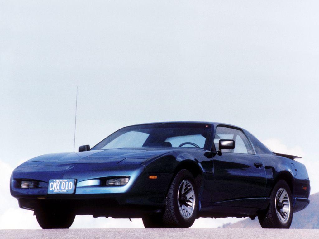 199192 Pontiac Firebird '199092 Pontiac firebird