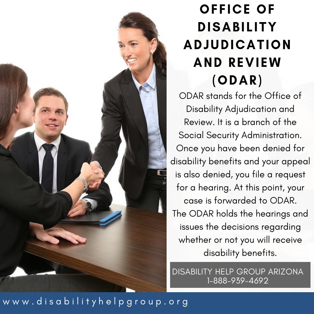 Apply for Social Security Disability Arizona Social