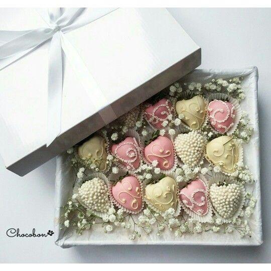 #strawberries #chocobonau #weddingideas