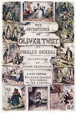 social criticism on oliver twist Social criticism throughout his withhissecond novel oliver twist dickens has a clear purpose of showing more specific social abuses oliver twist is the first novelin whichhe directly tacklessocialinstitutions the poor law amendment act of 1834 183.