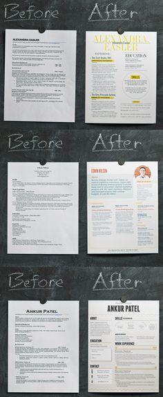 Can Beautiful Design Make Your Resume Stand Out? Tutorials, Media