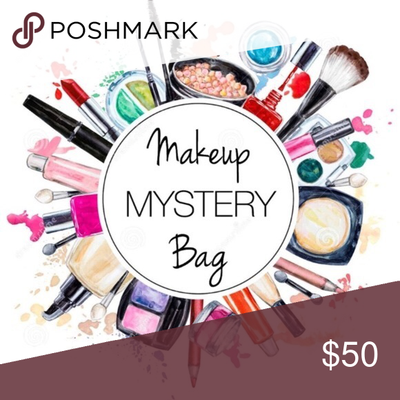 High end Makeup Mystery Box 70+ worth NWT Makeup prices