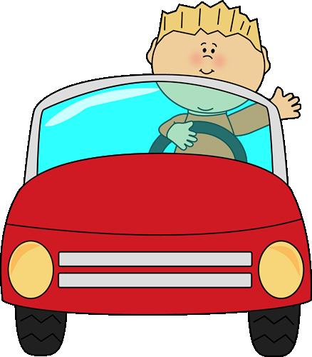 Boy Driving A Car Clip Art Boy Driving A Car Image Free Clip Art Clip Art Car Images