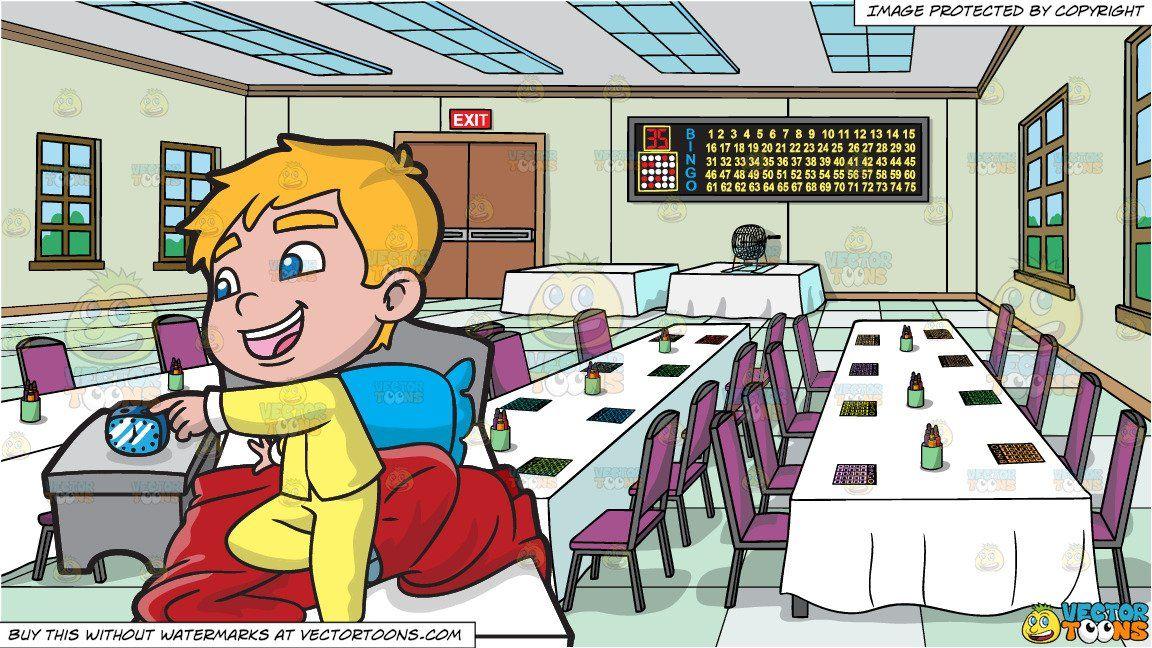 Red barn bingo hall