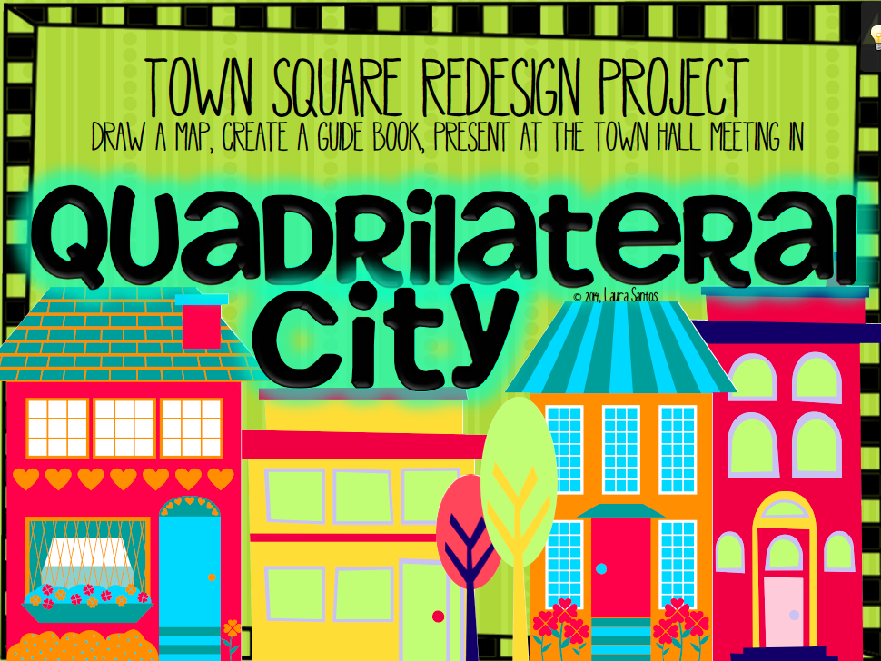 Quadrilateral city geometry project based learning pbl quadrilateral city geometry project based learning this project is designed to help your students apply their knowledge about the properties of fandeluxe Image collections