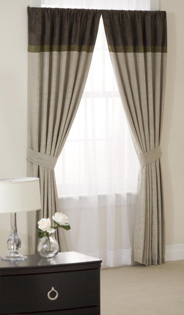 Extravaganza decoraci n cortinas disfruta de los dise os - Diseno cortinas modernas ...