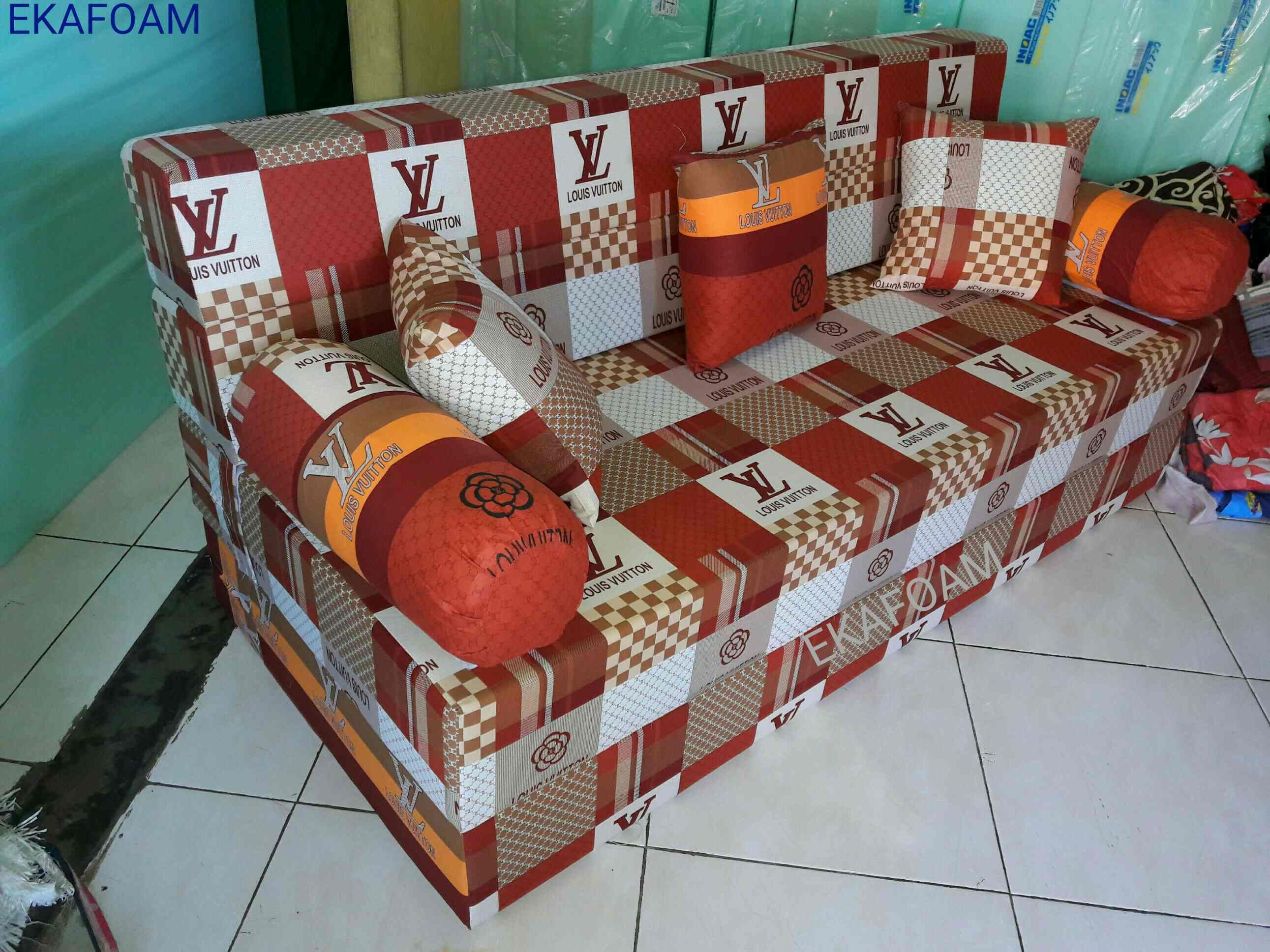 Sofa Bed Inoac Terbaru Catosferanet