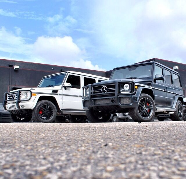His N Hers G Wagons With Images Car Super Cars Suv
