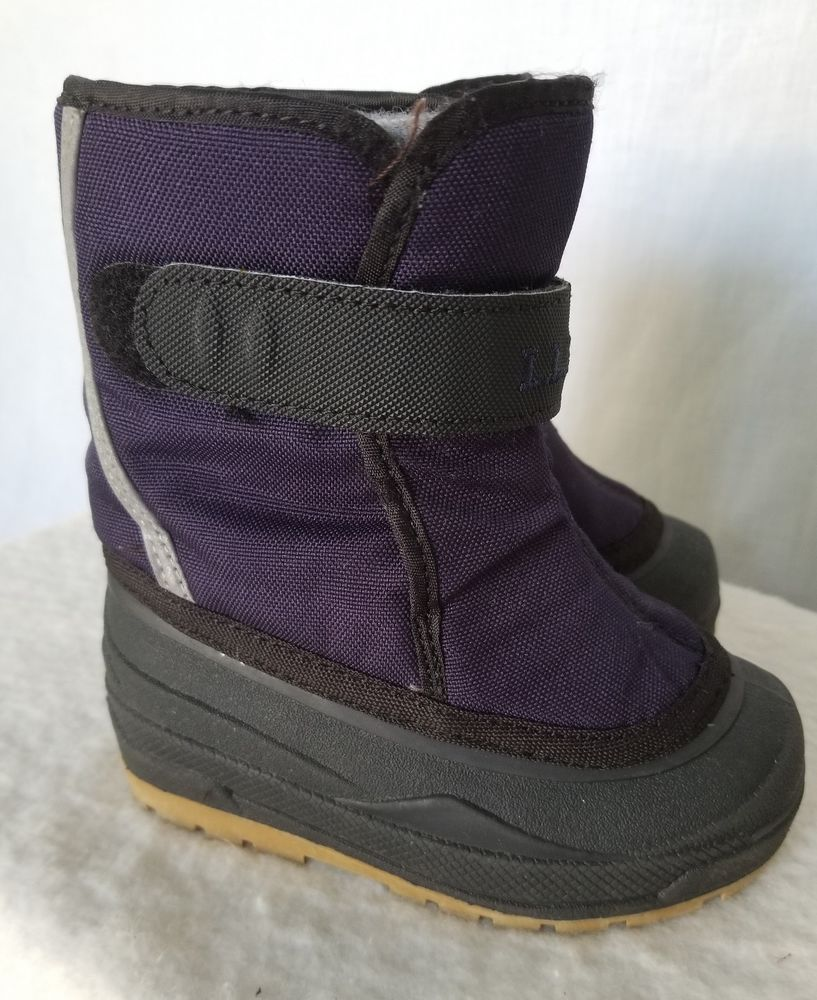 38c7f6529 LL Bean Boots Toddler size 7 snow boots #fashion #clothing #shoes  #accessories #babytoddlerclothing #babyshoes (ebay link)