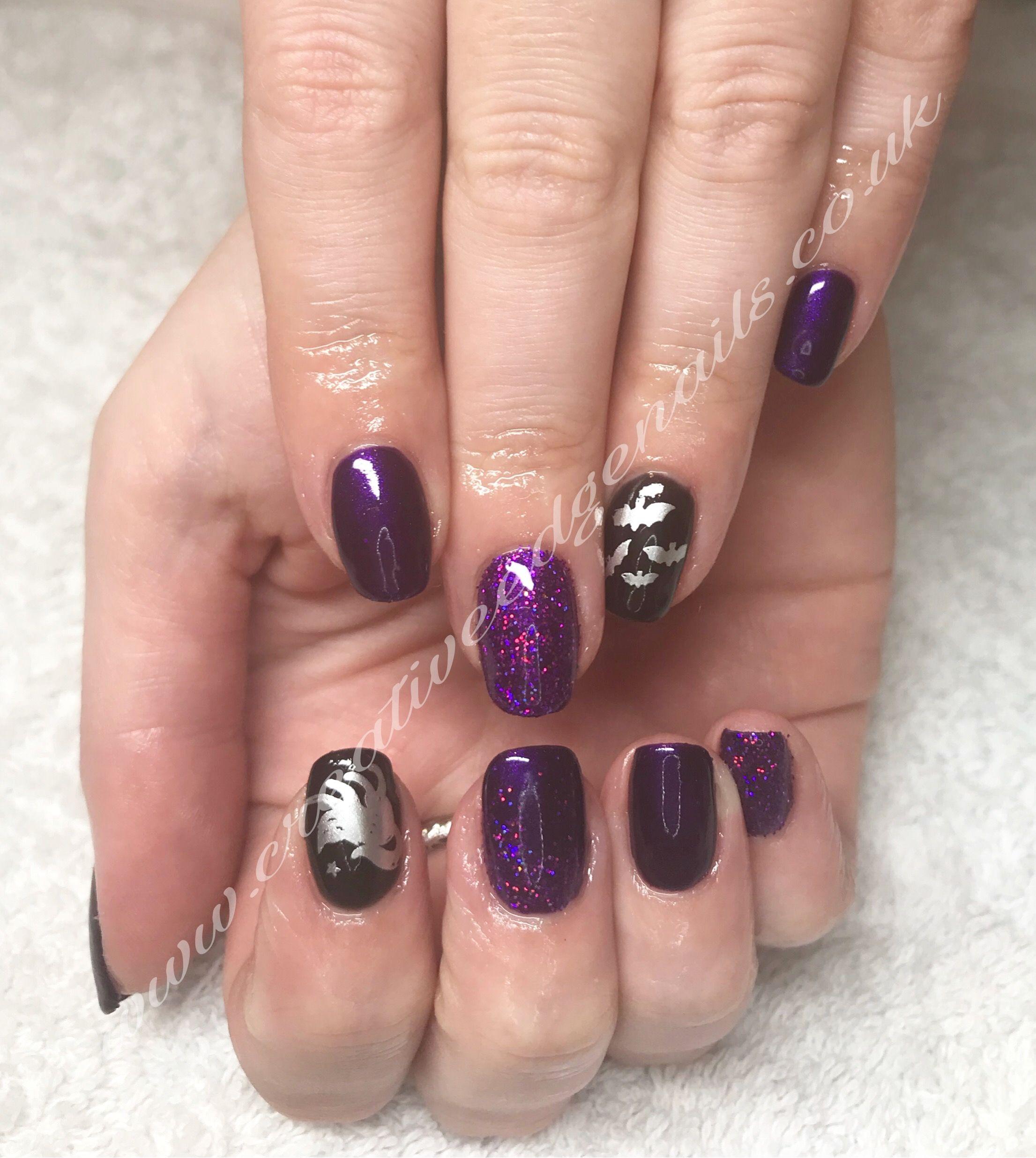 Halloween Nails - Creative Edge Nails @nailscreativeedge ...