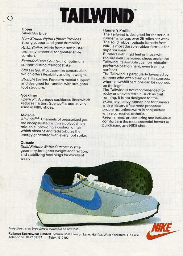 A Visual Guide to Retro Running Shoes | Nike cortez vintage