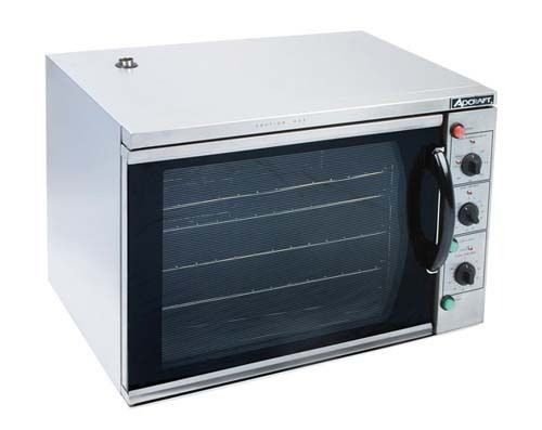 Stainless Steel Convection Oven Half Size Pro 3100w Countertop