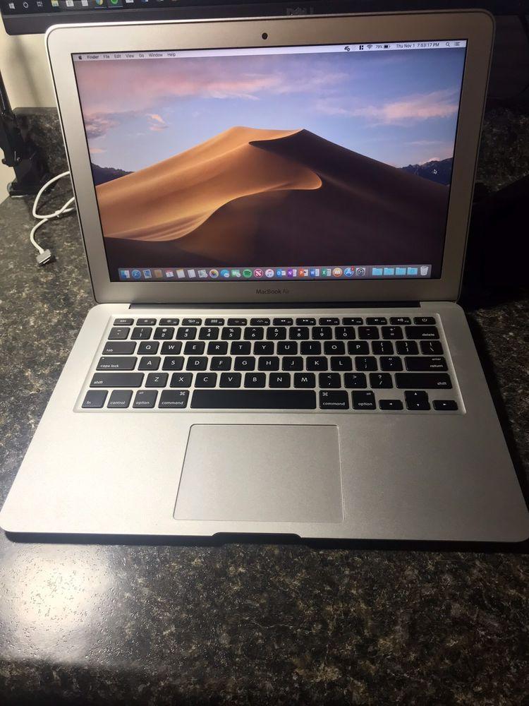 Macbook Air 13 Inch Mid 2013 256gb Ssd 8gb Ram 1 3 Ghz Intel Core I5 Macbook Air 13 Inch Macbook Air 13 Macbook Air