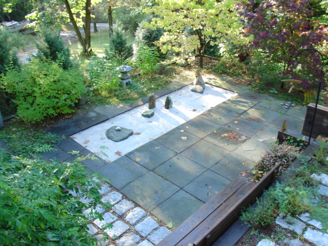 landscaping ideas japanese dry landscape and zen garden in temple
