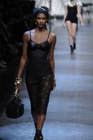 Dolce e Gabbana @ Milan Womenswear S/S 10 - SHOWstudio - The Home of Fashion Film
