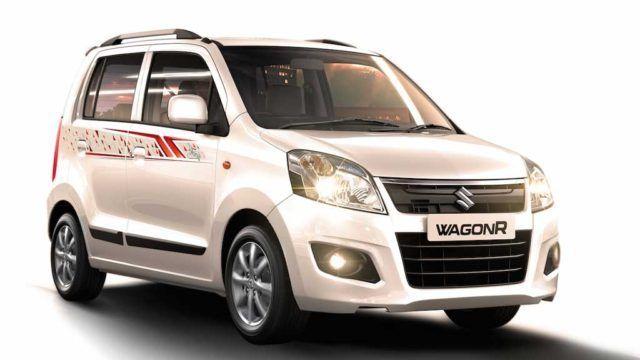 Suzuki Indonesia Limited Merilis Wagon R Edisi Terbatas Mobil Ini