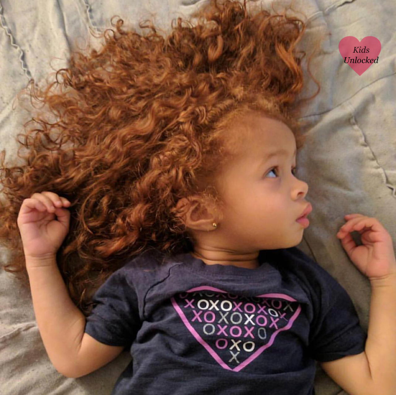 Mila Alanna 2 Years African American Mexican Native American German Irish French English Follow Ginger Babies Kids Hairstyles Natural Hair Styles