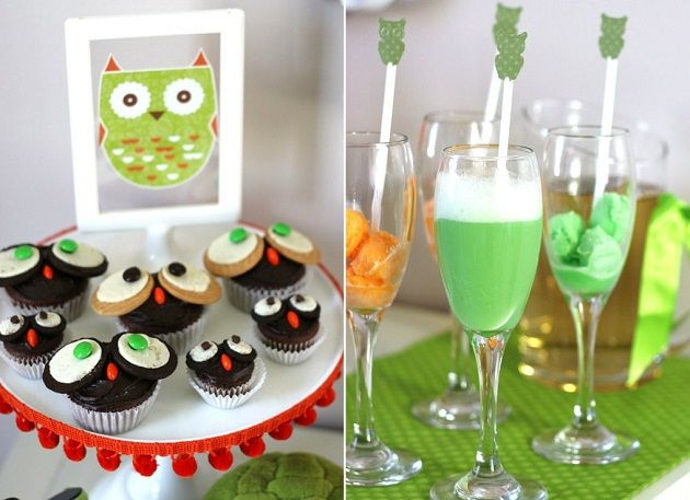 Baby Shower Themes Green ~ Baby shower ideas pink and green esfdemo