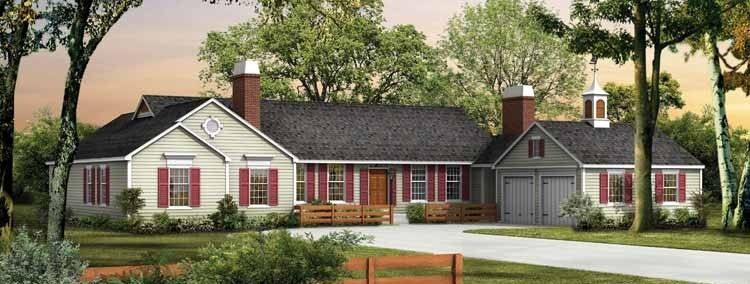 Charleston Sc One Story Ranch Homes Ranch Style House Plans