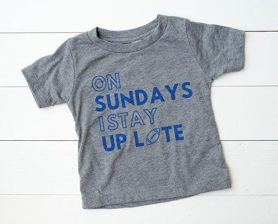 b8f1008e Football Shirts / Dallas Cowboys Shirt / Football Kids Shirt ...