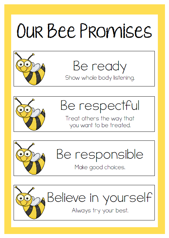 Bee Themed Classroom Ideas